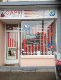 Photo agence Capri Assurances